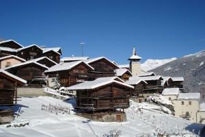Grimentz village petit