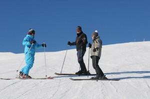 Ski privé 2 adultes
